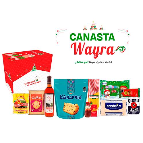 Canasta Wayra