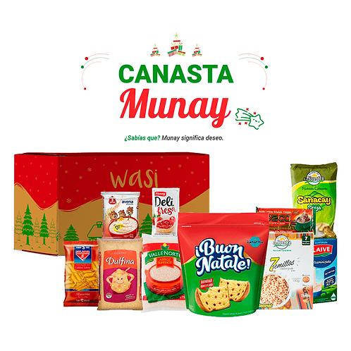 Canasta Munay