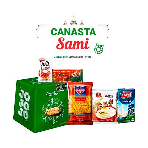 Canasta Sami