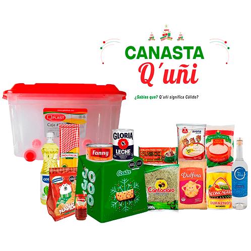 Canasta Q'uñi