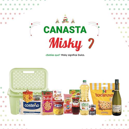 Canasta Misky
