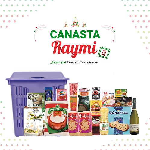 Canasta Raymi