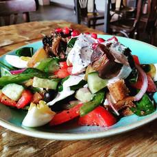 Aubergine tahina salad.jpg_One of  our m