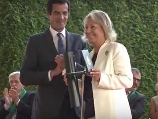Câmara Municipal do Porto distingue a ACISJF com Medalha de Mérito
