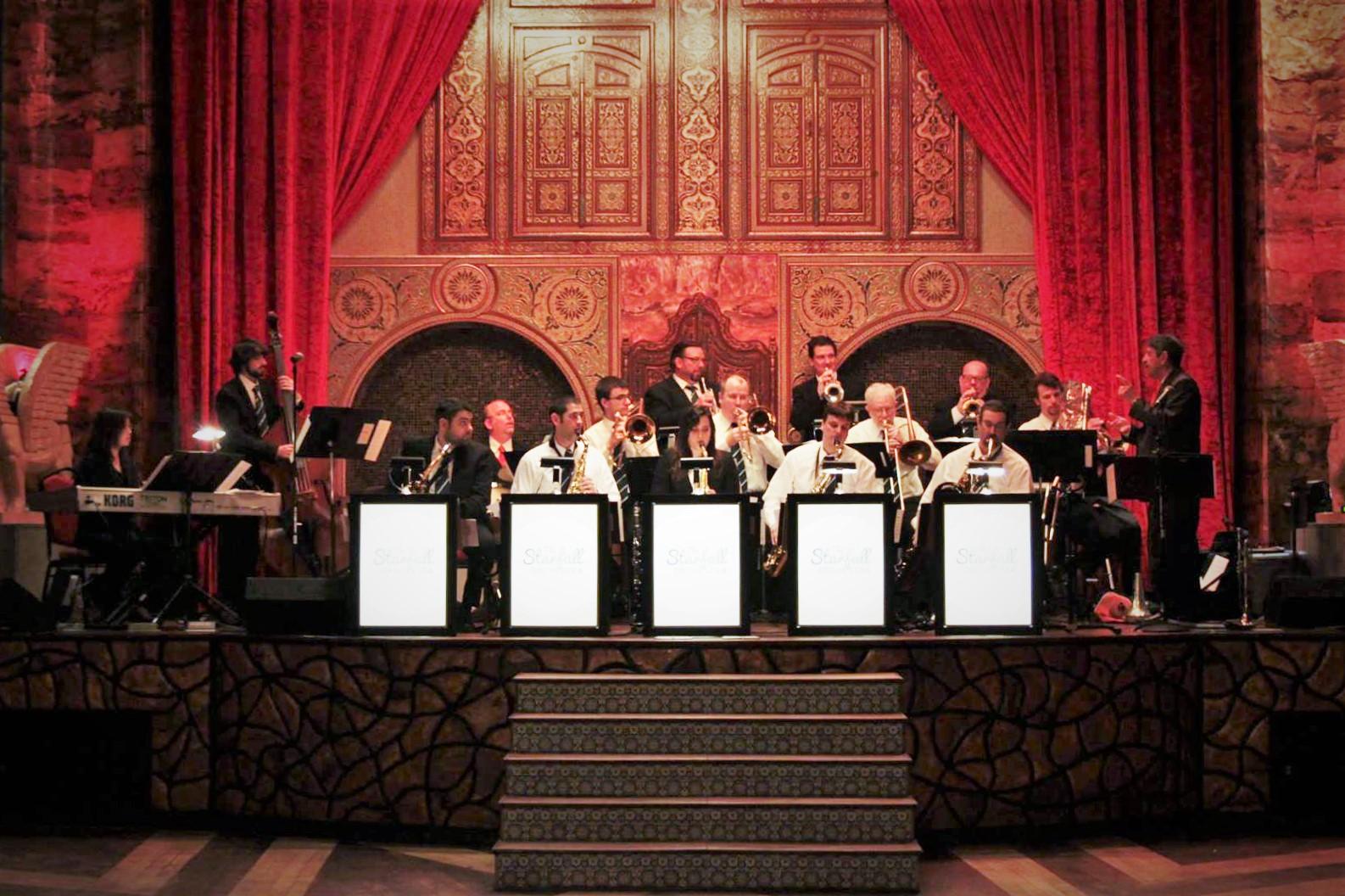 Starfall Orchestra at Alhambra Palace 3.