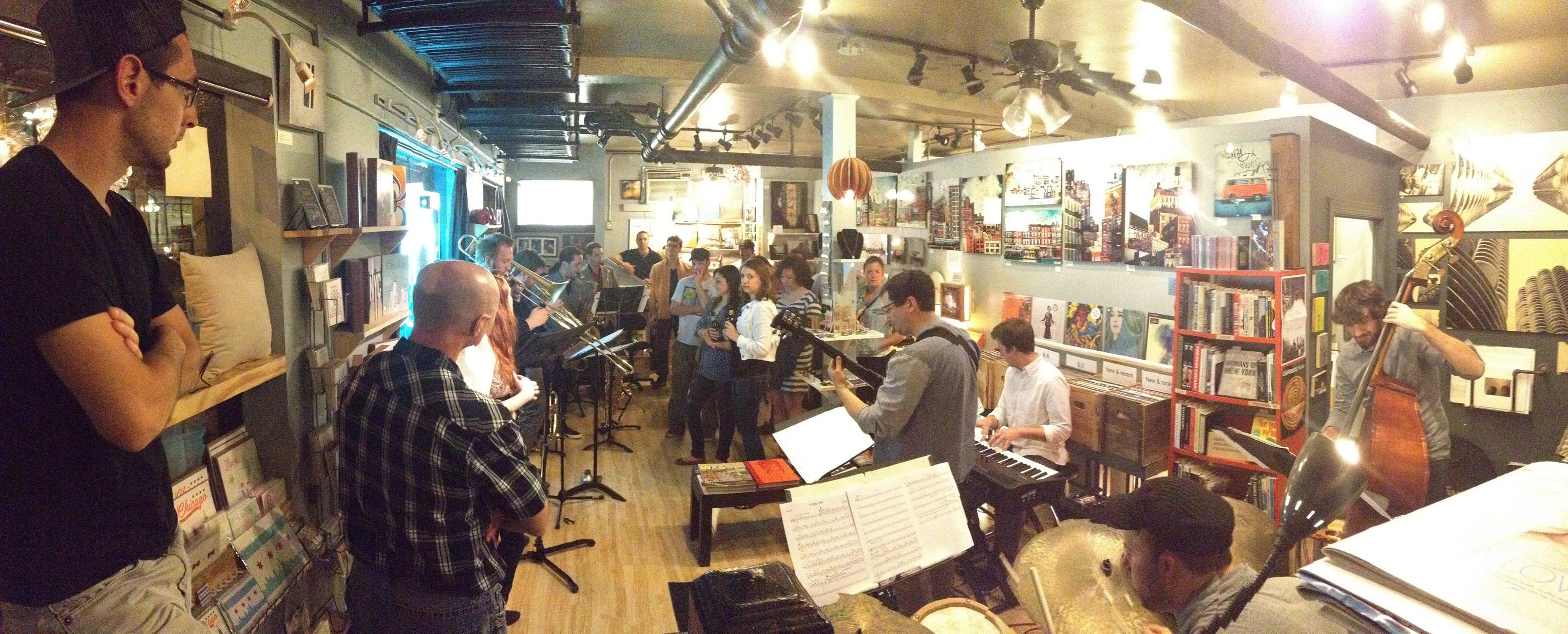 Jazz FX at Transistor