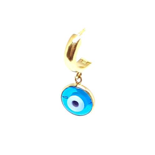 Argolinha com olho mini