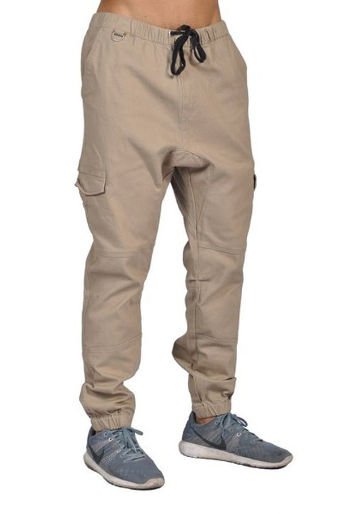 Dirty Robbers 6 pocket Navy Joggers