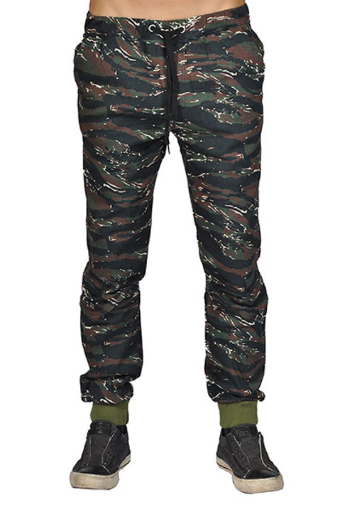 Dirty Robbers Mens Elastic Waistband  Active Jogger Sweatpants