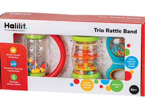Trio Rattle Band