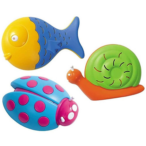 Animal Shakers - 3 Pack