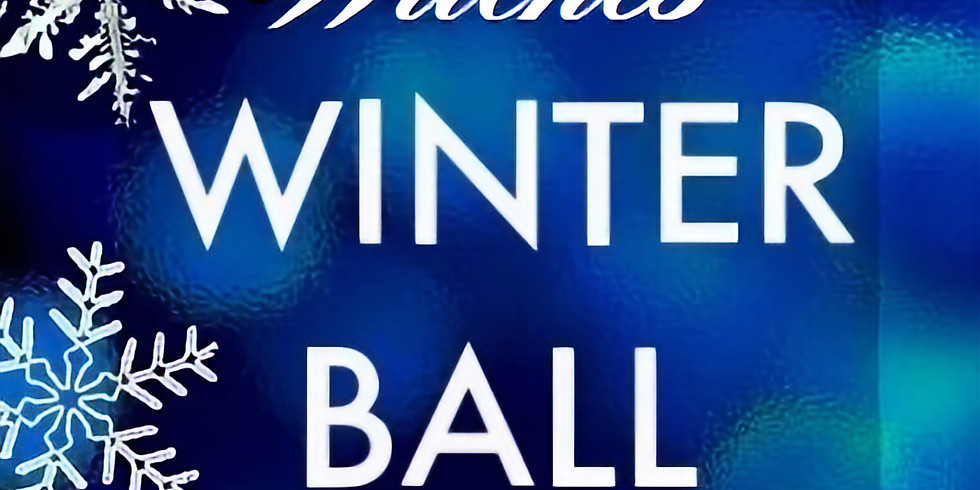 VIP Tickets SOLD OUT! Witches Winter Ball 12-5pm General Admission $5