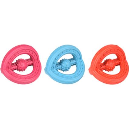Rubber Ruffus Tri-Ring