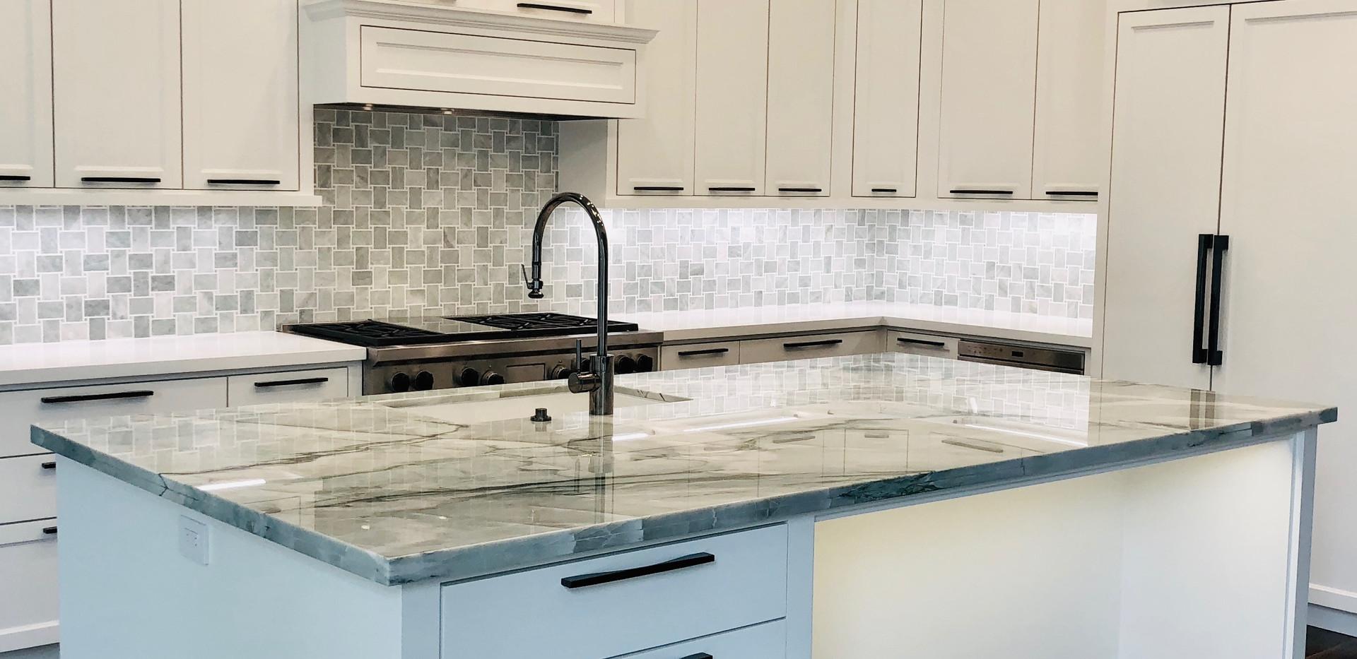 Dream Kitchen - Angled Full