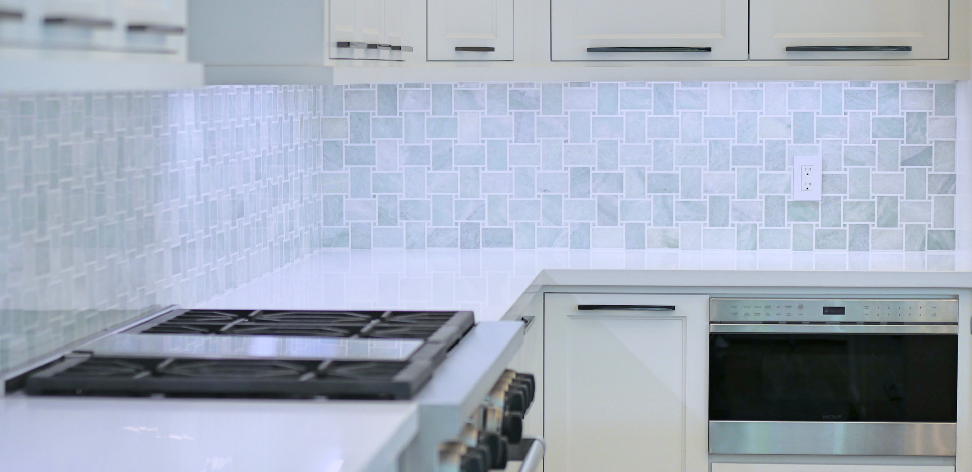 Dream Kitchen - Tile Work
