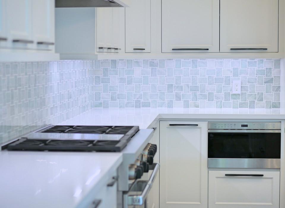 Dream Kitchen - Tile Work