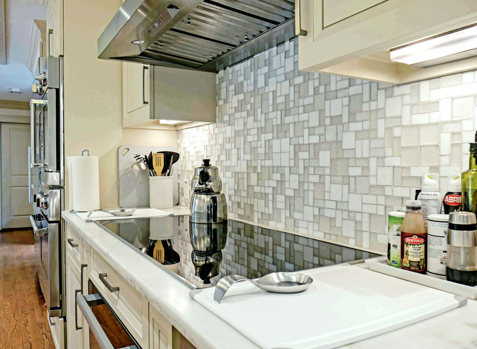 Kitchen Stove Top