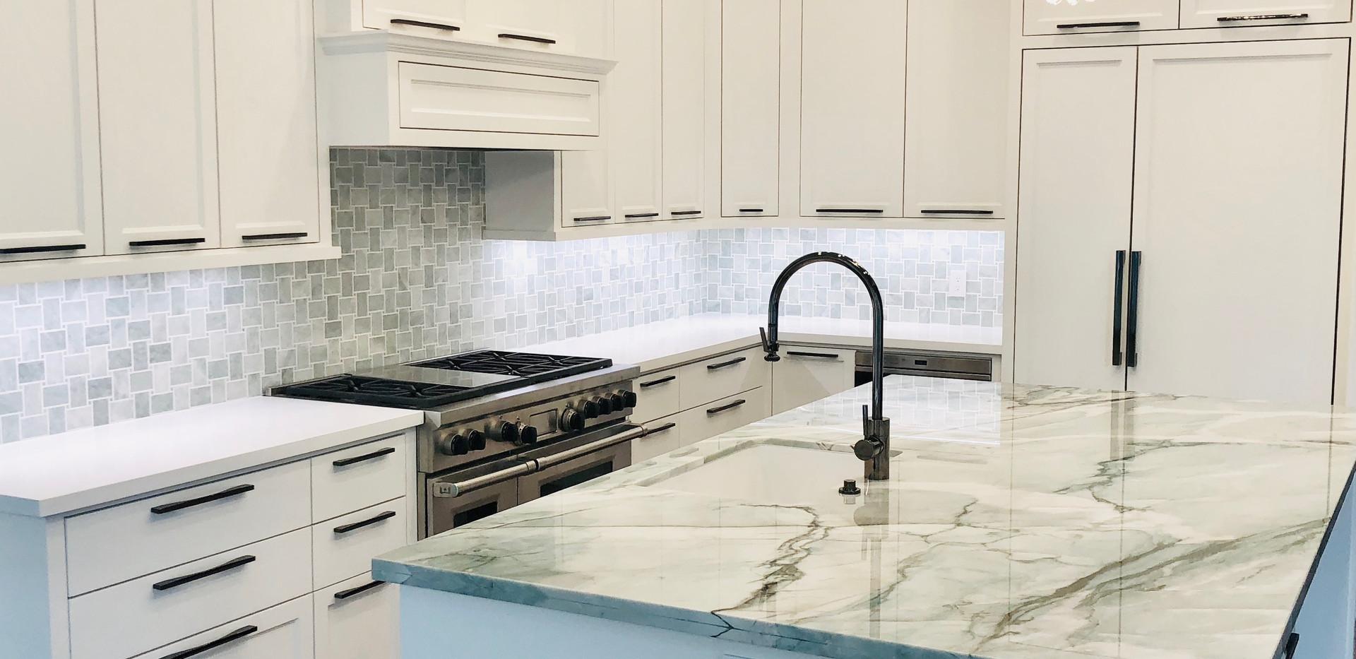Dream Kitchen - Angled