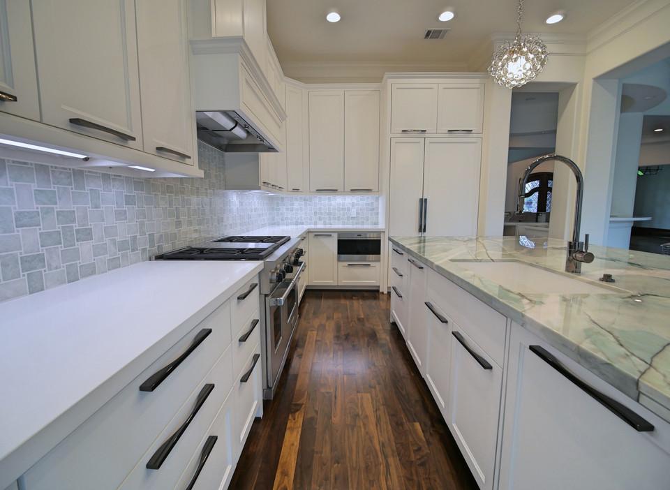 Dream Kitchen - Cabinets