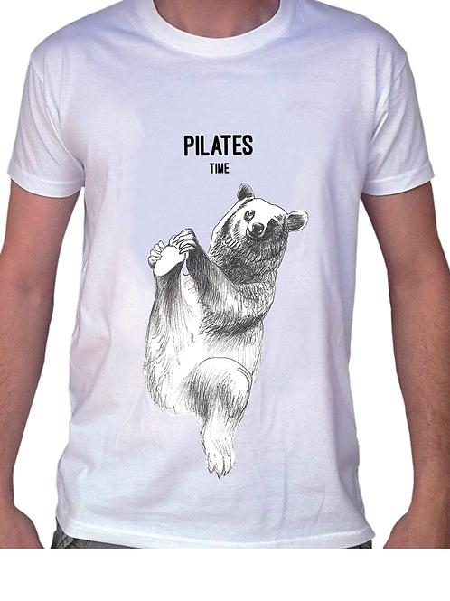 T-Shirt Ours pour femme