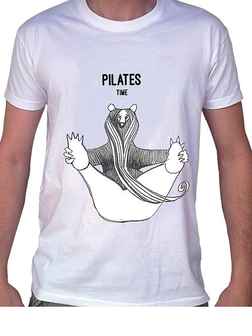 T-shirt Peace man pour femme