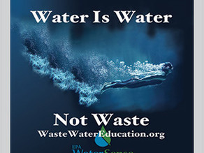 News: Luke Jackson presents for WasteWaterEducation.org