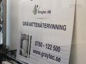 Graytec AB's tests delight participants!