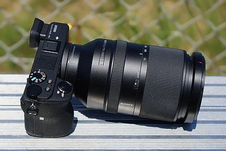 Sony A6500 avec Sony FE 70-300mm f/4.5-5.6 G OSS