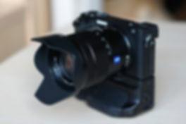 Sony A6500 avec Zeiss 16-70mm f/4 OSS