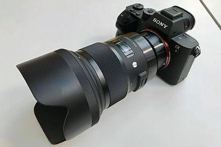 Sony A7R2 avec Sigma 50mm f/1.4 Art
