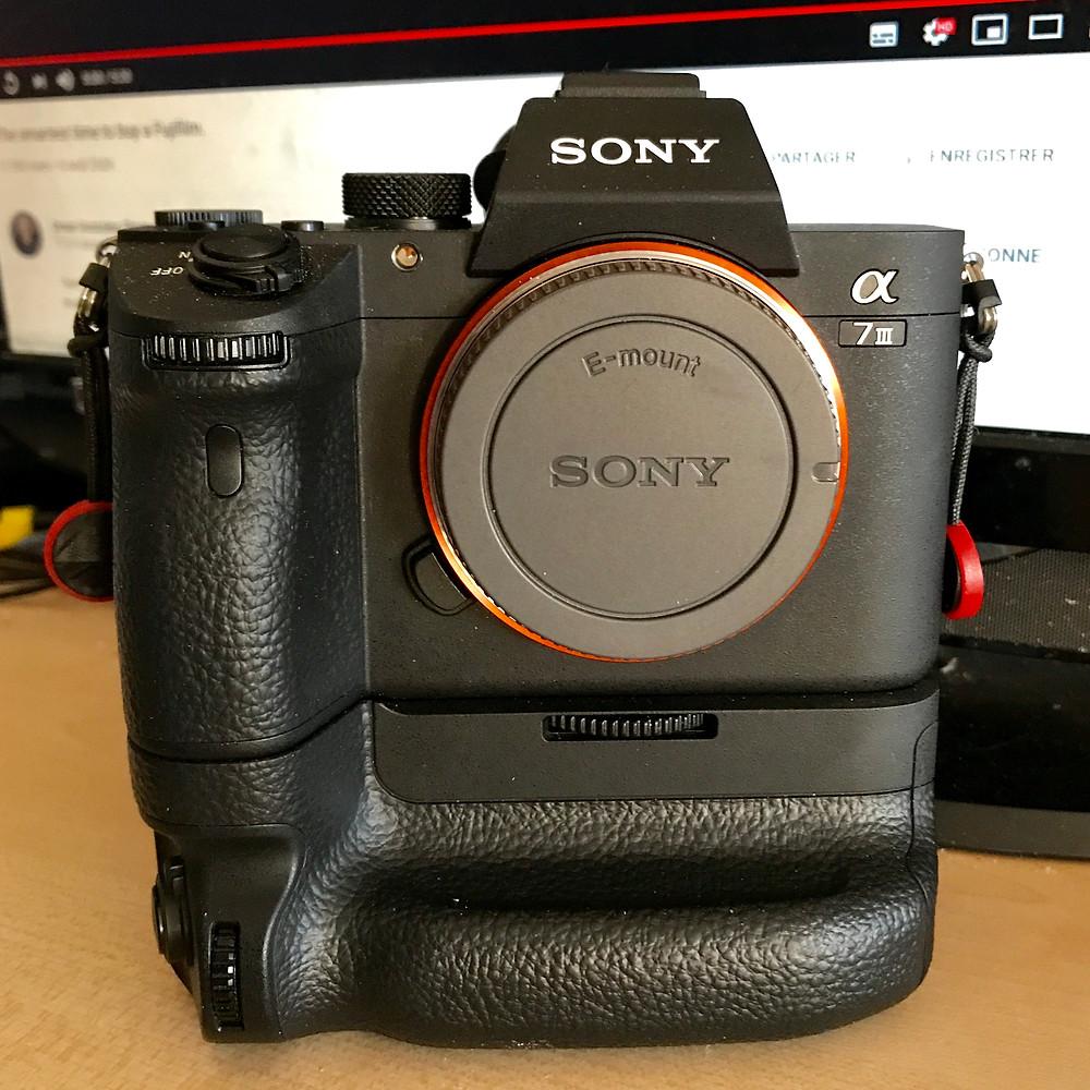 Sony Alpha 7 MkIII (Plein Format)