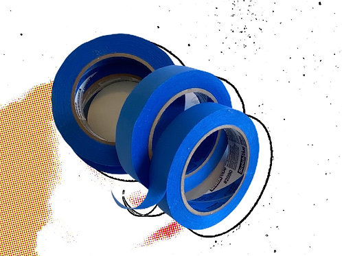 Painters Tape By The Roll
