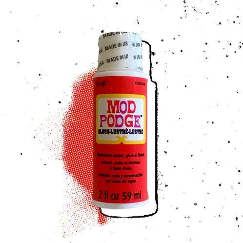 Mod Podge Gloss Waterbase Sealer, Glue , & Finish 2 fl. oz.