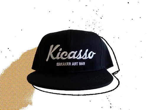 Kicasso Snap Back Baseball Cap