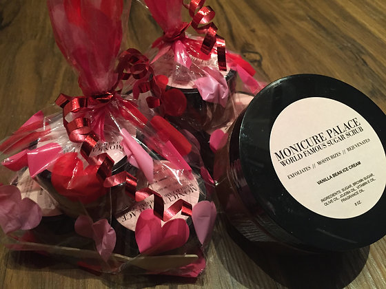 Monicure Palace Sugar Scrub Gift Set