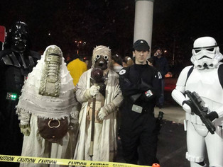 Empire City Garrison 501st appearing again this year!