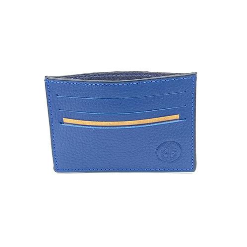 Porta Tarjetas Clasico (Azul)