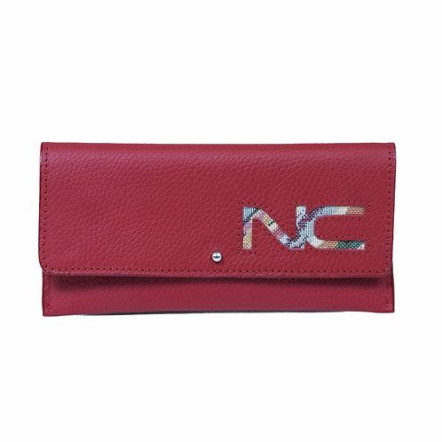 Lalia Wallet | Rojo
