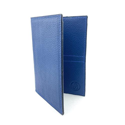 Porta Pasaporte LUX (Azul)