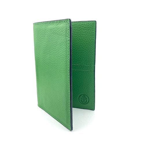 Porta Pasaporte LUX (Verde)