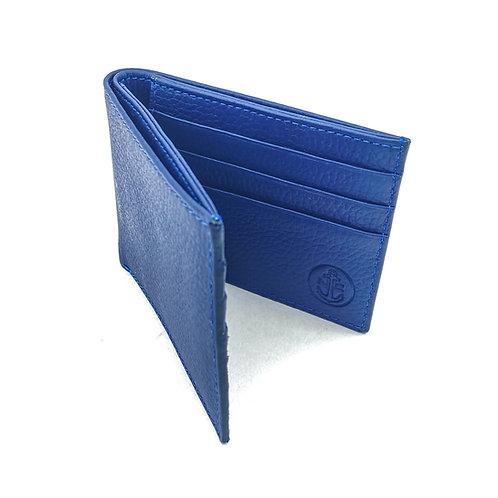 Billetera Clasica Azul