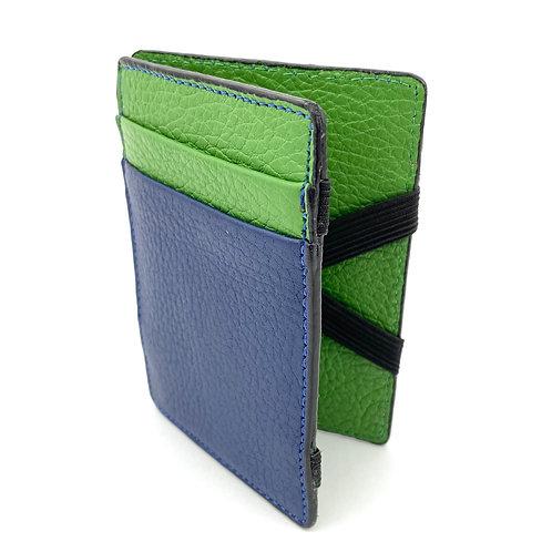 Magic Wallet (Azul-Verde)