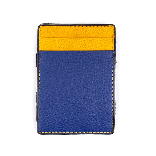 Magic Wallet (Azul Amarillo)