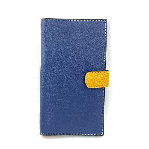 Pasaporte Coral (Azul Amarillo)