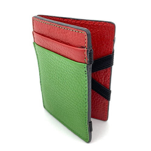 Magic Wallet (Verde-Rojo)