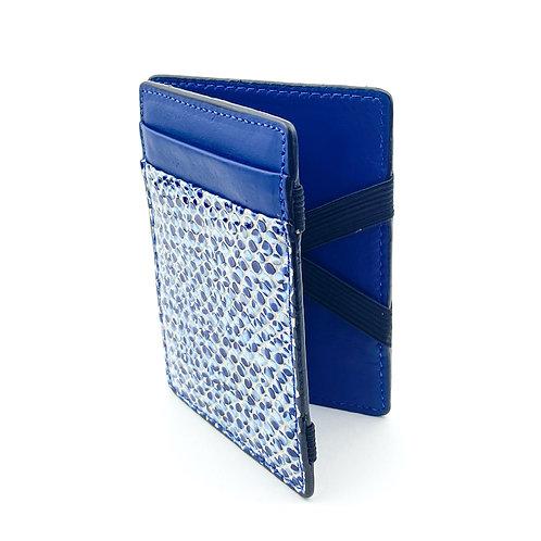 Magic Wallet (Escamas Azul)