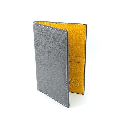 Porta Pasaporte LUX (Gray)