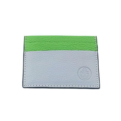 PortaTarjetas LUX (Gris Verde)