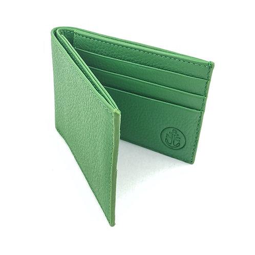 Billetera Clasica Verde