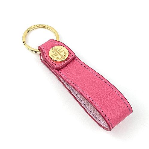 Llavero Piel ( Pink )